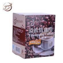 供应溢浓情盒装速溶咖啡10+2