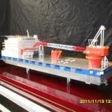 供应南通船舶模型专业制作/舰船模型制作公司