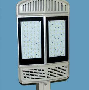 LED大功率路灯防护等级IP67基体铝图片