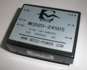 24V转12V降压电源模块12V20W升压电源模块DC-DC电源