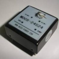 供应48V转24V模块电源DC110V转24V5W
