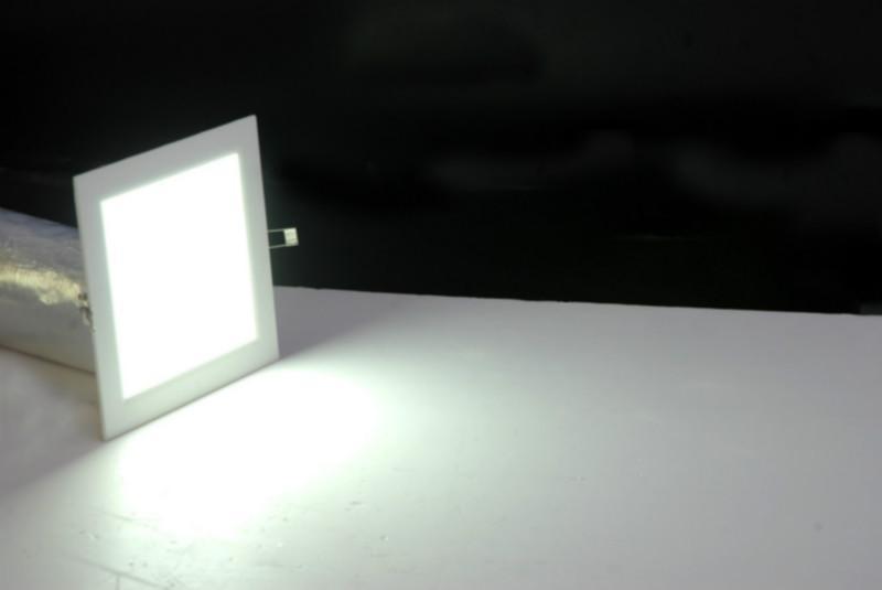 供应金华LED超薄面板灯平板灯代理商图片