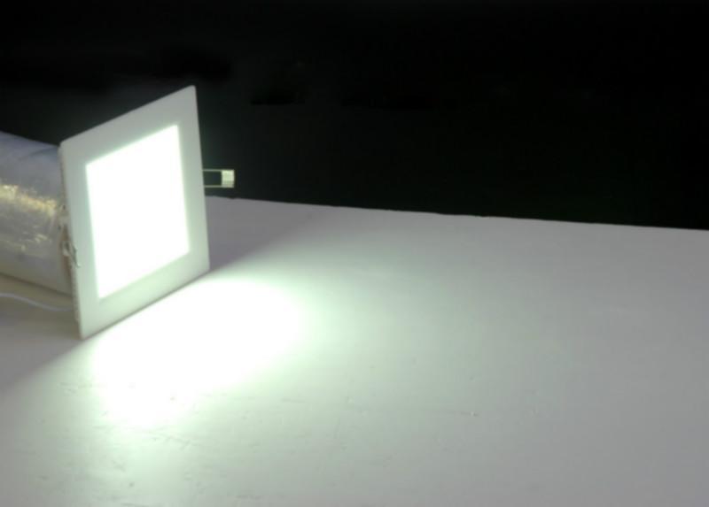 供应温州LED超薄面板灯平板灯专卖店图片