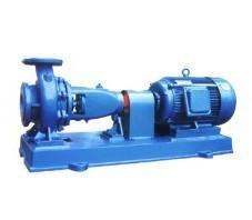 供应明珠泵业/乌鲁木齐现代泵业ISIR型清水离心泵