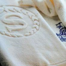 供应提花浴巾