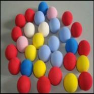 各种颜色EVA泡棉球/直径20mm海绵球图片