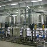 供应水处理设备安装