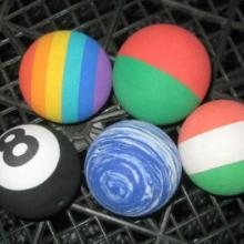供应橄榄球/PU海绵球/聚氨酯发泡球