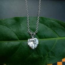 供应厂家直销镀真金18Ks925银饰锆石饰品不锈钢项链可订做批发