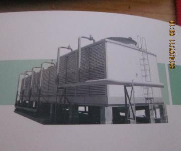 供应德州闭式冷却塔厂家电话  德州闭式冷却塔价格图片