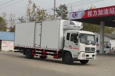 供应CLW5160XLCD4型冷藏车图片