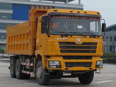供应陕汽德龙自卸货车图片