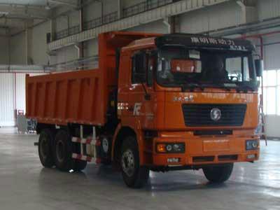 供应25吨陕汽自卸车图片