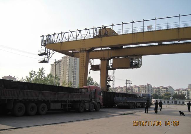 淮安铁路运输