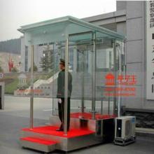 供应钢化玻璃防弹玻璃警务亭  联系电话:021-63635382
