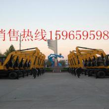 供应黑河轮式挖掘机出口外贸公司,黑河轮式挖掘机外贸代理