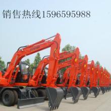 供应非洲出口轮式挖掘机