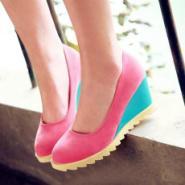 单鞋包邮春季新款女鞋子韩版图片