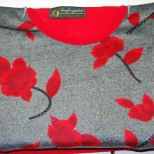 供应纯棉女式保暖