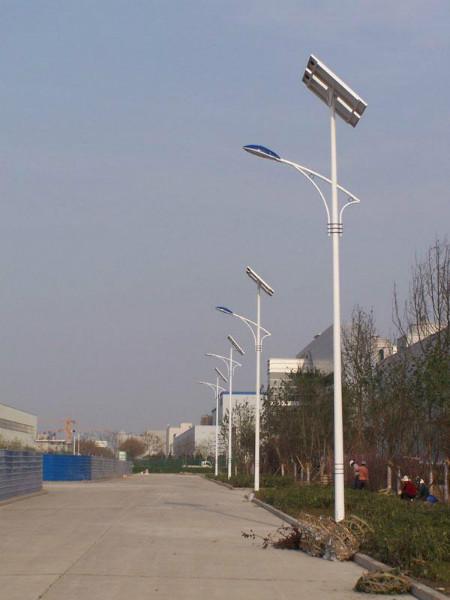 供应太阳能路灯无需铺设线缆安装简单