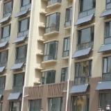 张家口太阳能热水器高层建筑安装首选壁挂式太阳能