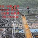 贵州螺栓球网架加工图片