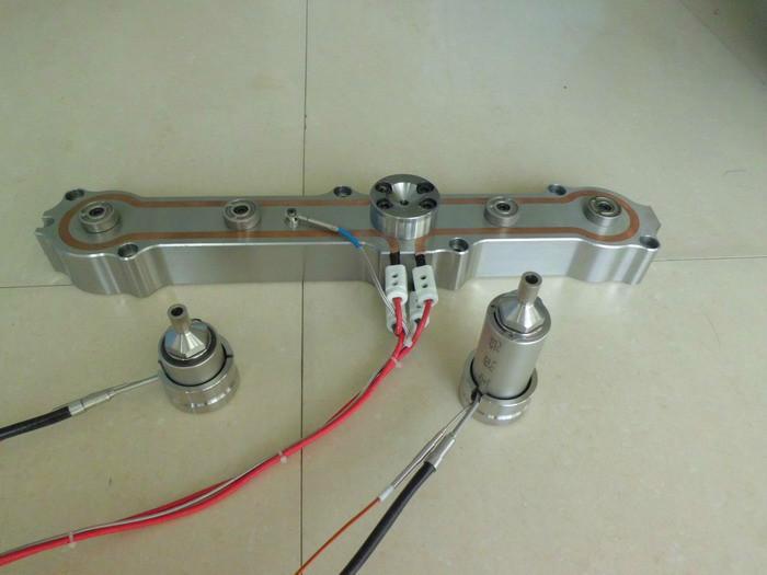 供应 两点开放式热流道系统