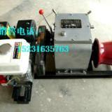 机动绞磨 3吨电力绞磨牵引机 皮带传动机动绞磨机生产厂家 3吨机动绞磨