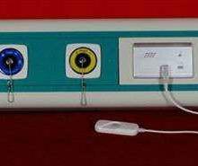 供应嘉兴集中供氧输液天轨及隔帘设备带医用呼叫系统图片