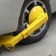小车轮锁图片