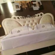 山东软包床头厂家图片