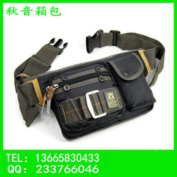 【厂家订制】户外腰包 旅行腰包 运动腰包 水壶腰包