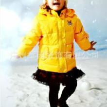 迪士尼 冬款男童精品高端羽绒服 童园品牌童装折扣儿童羽绒服分份批发