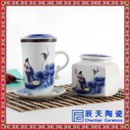 陶瓷茶杯厂家批发订做图片