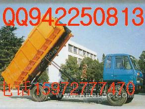 供应台州市垃圾车图片