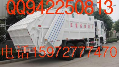 供应湖北省垃圾车厂家图片