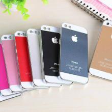 供应iphone4s4电镀磨砂手机壳林芝昌都那曲阿里手机外壳批发批发