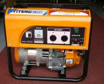 供应夏季停电用小型汽油发电机价格图片