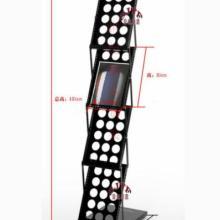 供应折叠资料架杂志架书报架折叠展架展会专用折叠架子批发