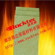 纯玄武岩材质彩钢夹心岩棉板图片