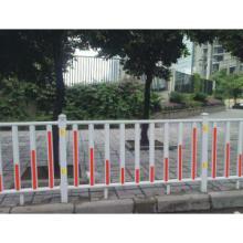 供应道路护栏/PVC道路护栏/锌钢道路护栏/锌钢护栏现货低价销售图片