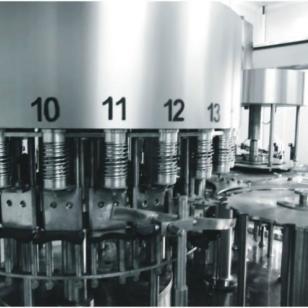 饮料灌装机械纯净水瓶装生产设备图片