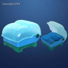 供应肥皂盒模具