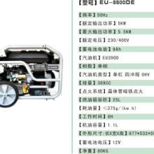 供应中小型汽油发电机