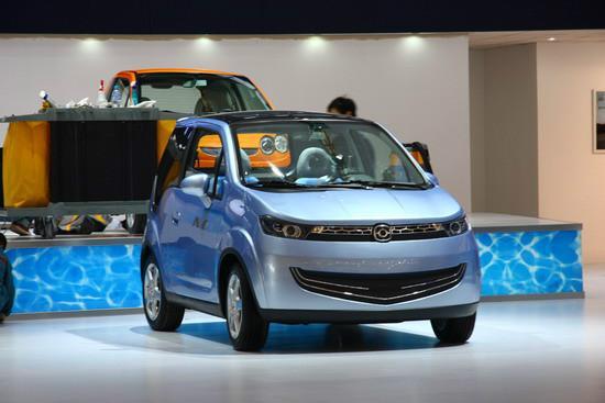海马可爱电动小型车图片/海马可爱电动小型车样板图 (1)