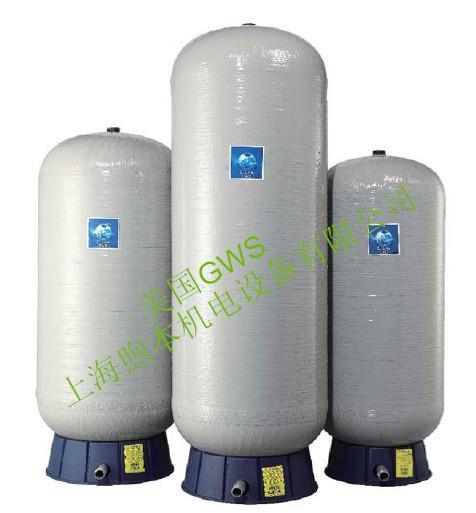 供应工业纯水循环系统压力罐图片