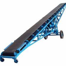 供应输送机输送设备矿山冶金通用固定式带式输送机