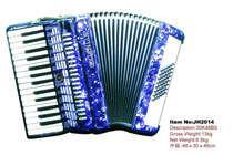 金杯牌JH201430键48贝司儿童手风琴无变音键盘初学用琴批发