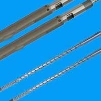 供应专业注塑机螺杆料筒生产商,高质量螺杆料筒定做加工