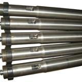 供应全国优质注塑机配件厂,注塑机螺杆注塑机料筒前提射嘴火箭头